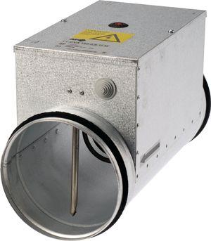 CVA-160-1f-2400 M elektromos kalorifer 2400W-os