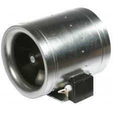 ETALINE 450 E4 01 félradiális csőventilátor 230V 1 f