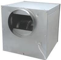 GA-BOX 10-10-1400 hangcsillapított dobozos ventilátor V=4250m3/h (100Pa) NA 315