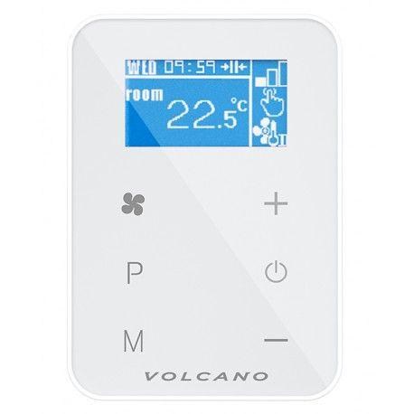 HMI VR (0-10V) termosztát vezérlőegység EC motoros termoventilátorokhoz