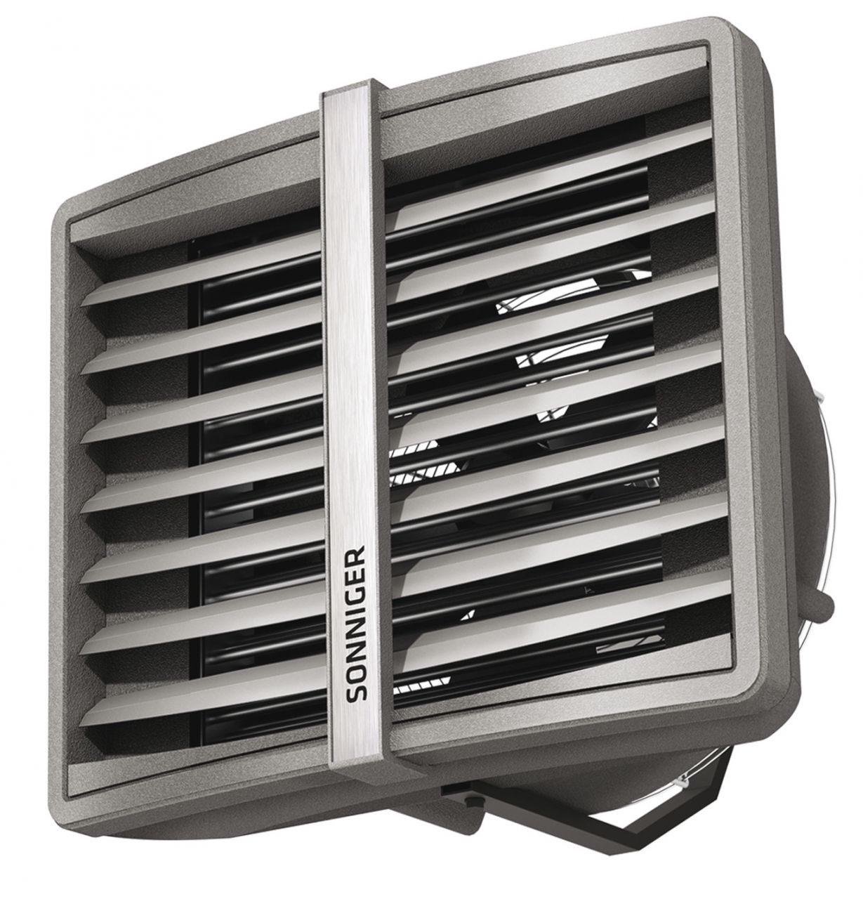 HEATER R3 termoventilátor AC motorral ,tartókonzollal Vmax=4400m3/h 50-70 kW