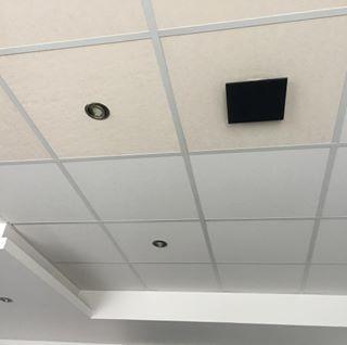 SKVE 100 CT Üveg frontlapos tányérszelep négyszög frontlappal, fényes,vagy matt felülettel, NA100 mm csonkkal