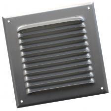 BLR-0 250x250 (mm) Alumínium négyszögletes kültéri esővédő rács