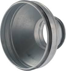 HRDG 125/80 koncentrikus szűkítő idom gumitömítéssel
