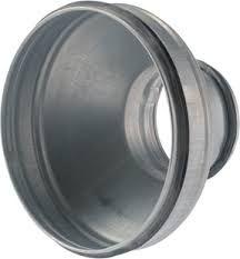 HRDG 200/100 koncentrikus szűkítő idom gumitömítéssel