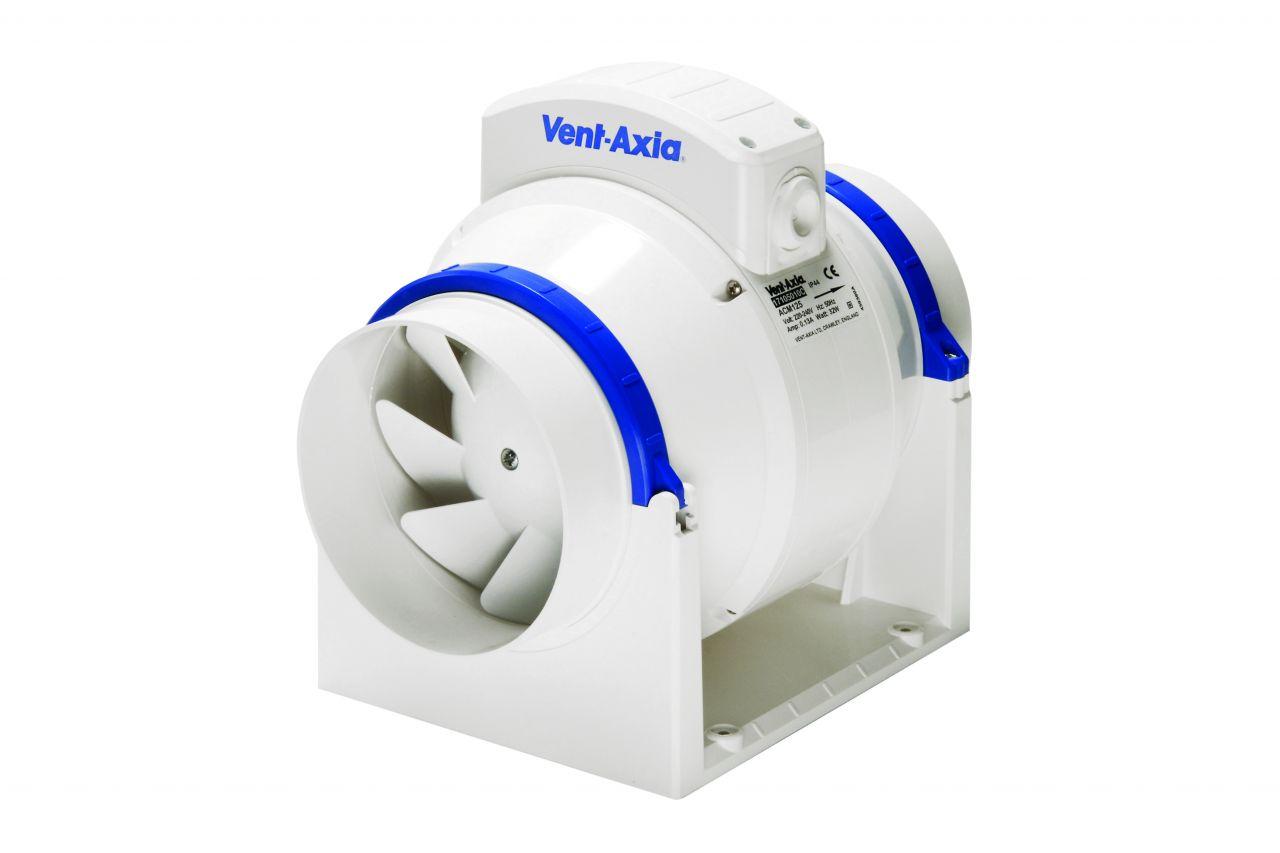 ACM 100 félradiális csőventilátor