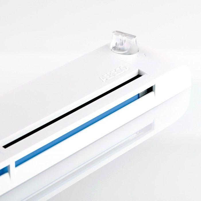 EAR 201 Önszab., automat. higroérz. akuszt. légbev. 5-35 m3/h (10 Pa), 10-70 m3/h (40 Pa), lez. 37 dB(A), fehér