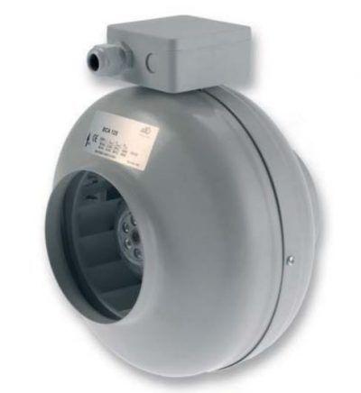 BCA 250 radiális csőventilátor