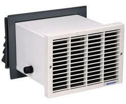 HR100 WH falbaépíthető,páraérzékelővel ellátott hővisszanyerő berendezés