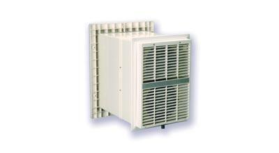 HR 300 falbaépíthető hővisszanyerő berendezés