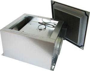 BFA 160 RE1 hangszigetelt csőventilátor